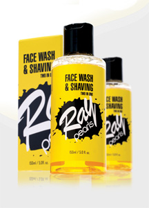 21713 - Face Wash & Shaving <br>