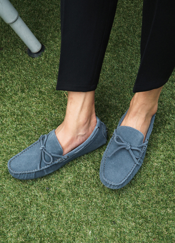21746 - Euro Tessy Penny Loafers <br> (5 mm) <br>