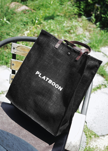 21748 - Platoon Hermp Eco Bag <br>