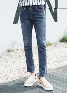 21841 - Normal Washing Cutting Jean <br> <font style=font-size:11px;color:#595959>28/30/32</font> <br>