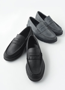 21871 - Flat Suede Loafers <br> (5 mm) <br>