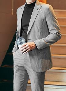22031 - Hound Tous Check Suit Setup <br> <font style=font-size:11px;color:#595959>1 (95) / 2 (100) / 3 (105)</font> <br>