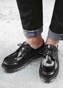 22073 - Buffalo mock shoes <br> (5 mm) <br>