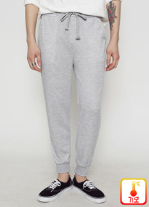 19105 - Daily Basic Jersey Training Pants <br> (3 size) <br> <b>Bridegroom Add</b> <br>
