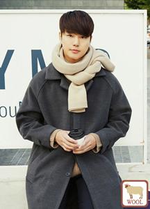 22145 - Blanket Wool muffler <br>