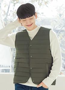 22217 - Weight Padding Vest <br> <font style=font-size:11px;color:#595959>M (95) / L (100) / XL (105)</font> <br>