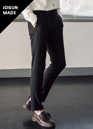 19003 - Anyone wear Basic Slacks ver.2 <br> <FONT color=#990000><b><napping Version Add></b></font> <BR> <font style=font-size:11px;color:#595959>28/30/32/34/36</font> <br>