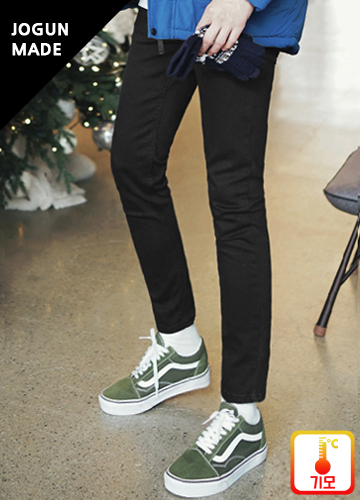 22266 - Suede cotton pants cotton sweat <br> <font style=font-size:11px;color:#595959>28/30/32/34</font> <br>