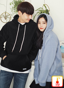 22274 - 12color Fleece Hoodie <br> <font style=font-size:11px;color:#595959>M (95) / L (100) / XL (105)</font> <br>