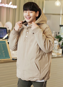 22286 - Worseed Cotton Padding Anorak <br> <font style=font-size:11px;color:#595959>M (95-100) / L (100-105)</font> <br>