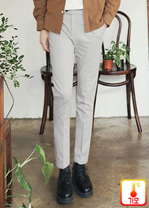 22436 - Hidden banding napping cotton pants <br> <font style=font-size:11px;color:#595959>28/30/32/34</font> <br>
