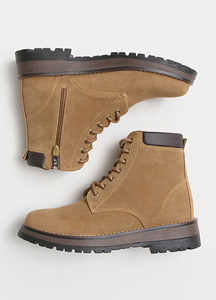 22455 - <b>8cm high-level shoes</b> <br> Factory Suede Walker <br> <font style=font-size:11px;color:#595959>250mm ~ 280mm</font> <br>