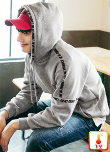 22472 - Product Lineup napping Hoodie <br> <font style=font-size:11px;color:#595959>Free (95-100)</font> <br>