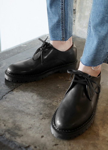 22509 - <b>6cm high-level shoes</b> <br> Lee Planet Derby Shoes <br> <font style=font-size:11px;color:#595959>245mm ~ 280mm</font> <br>