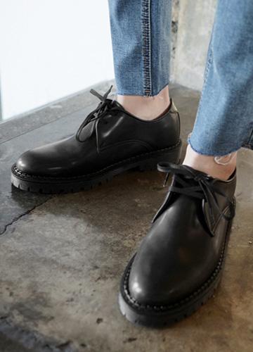 22509 - <b>6cm high-level shoes</b> <br> Lee Planet Derby Shoes <br> <font style=font-size:11px;color:#595959>(245 mm to 280)</font> <br>