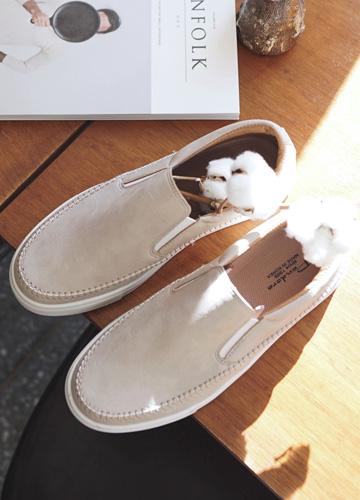 22683 - stitch Lineup Slip-on Shoes <br> <font style=font-size:11px;color:#595959>250mm ~ 280mm</font> <br>