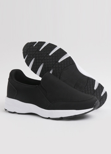 22687 - <b>5.5cm high-level shoes</b> <br> Relax Cushion Slip-on Shoes <br> <font style=font-size:11px;color:#595959>230mm ~ 280mm</font> <br> <font color=#ff0000><b>[Man and woman couple]</b></font> <br>