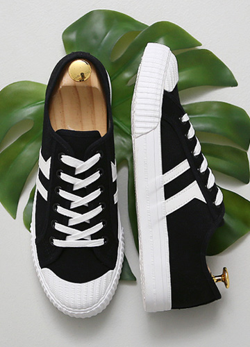 22688 - Spring Canvas Sneakers <br> <font style=font-size:11px;color:#595959>230mm ~ 280mm</font> <br> <font color=#ff0000><b>[Man and woman couple]</b></font> <br>