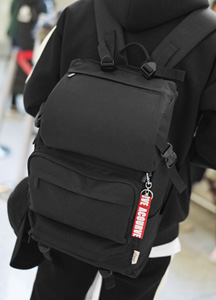 22701 - Red Keying Move BackPack <br>