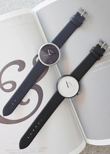 22789 - simple circle watch <br>
