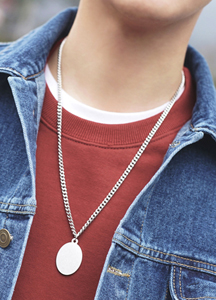 22806 - Museum chain Necklace <br>