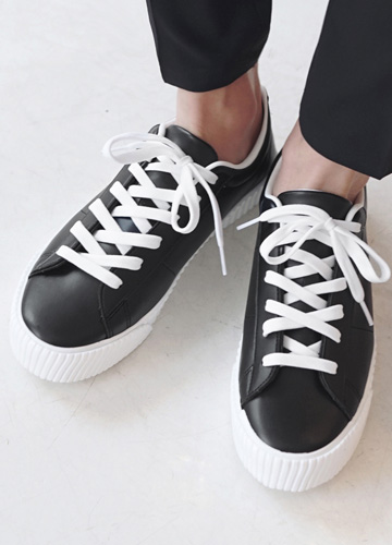 22817 - Awesome Basic Sneakers <br> <font style=font-size:11px;color:#595959>230mm ~ 280mm</font> <br> <font color=#ff0000><b>[unisex]</b></font> <br>
