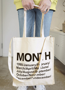 22859 - Monday Square Eco Bag <br>