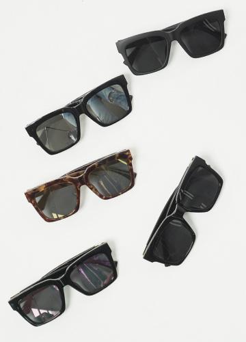 22881 - Clark 5color Sunglasses <br>