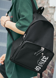 22914 - Enter taping simple BackPack <br>