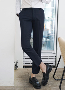 22917 - Comfortable Banding Part 9 Slacks <br> <font style=font-size:11px;color:#595959>28/30/32/34/36</font> <br>