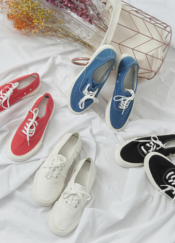 22985 - Reeves Canvas Sneakers <br> <font style=font-size:11px;color:#595959>250mm ~ 280mm</font> <br>