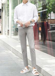 23039 - Coordination SET60 Shirt + Bending Pants <br> <font style=font-size:11px;color:#595959>M to 2XL (95 to 115)</font> <br>