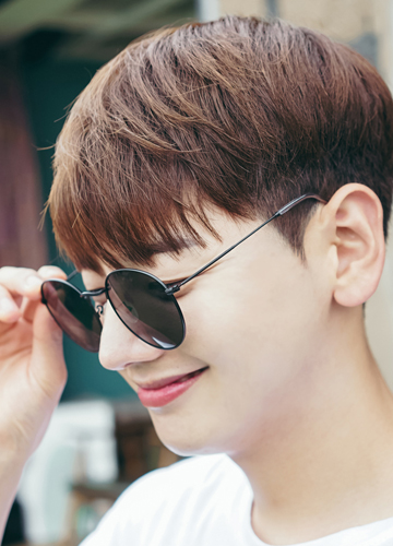 23150 - Moby-Dick Steel Sunglasses <br>