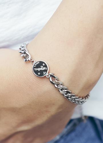 23213 - Constantine pendant bracelet <br> <font color=#ff0000><b>[Man and woman couple]</b></font> <br>
