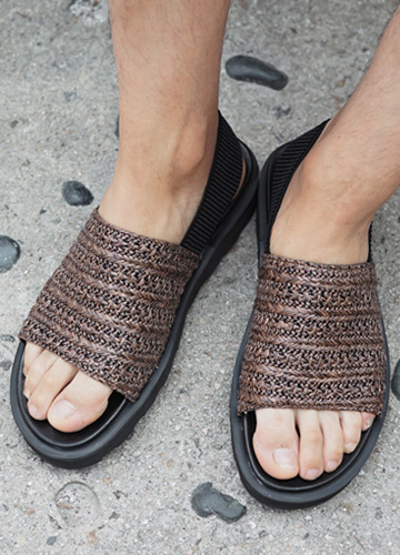23265 - Floor Banding Sandals <br> <font style=font-size:11px;color:#595959>250mm ~ 280mm</font> <br>