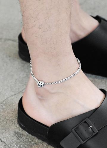 23288 - Piece maker pendant anklets <br>