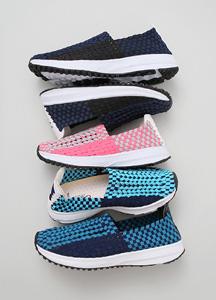 23298 - Summer woven aqua shoes <br> <font style=font-size:11px;color:#595959>230mm ~ 280mm</font> <br> <font color=#ff0000><b>[Man and woman couple]</b></font> <br>