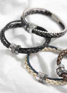 23329 - Magnetic hand lock bracelet <br>