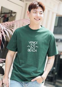 23255 - Landmark Beach Short T shirts <br> <font style=font-size:11px;color:#595959>Free (95 ~ 105)</font> <br>