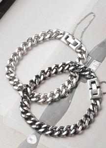 23333 - Square Heavy Surge bracelet <br>