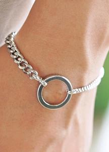 23347 - Token pendant surreal bracelet <br>