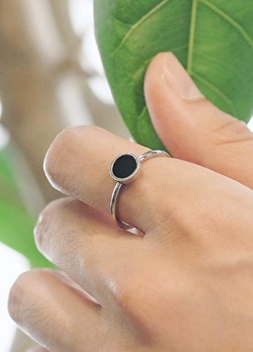 23389 - 2type Black surge ring <br>