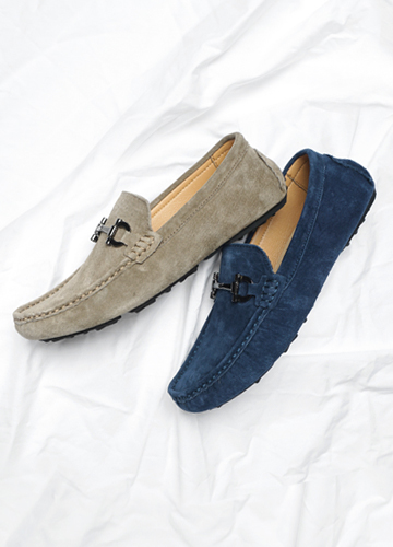 23399 - Holland Suede Penny Looper <br> <font style=font-size:11px;color:#595959>250mm ~ 275mm</font> <br>