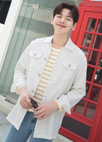 22797 - Bio to Pocket Cotton Jacket <br> <font style=font-size:11px;color:#595959>L (95-100) / XL (100-105)</font> <br>