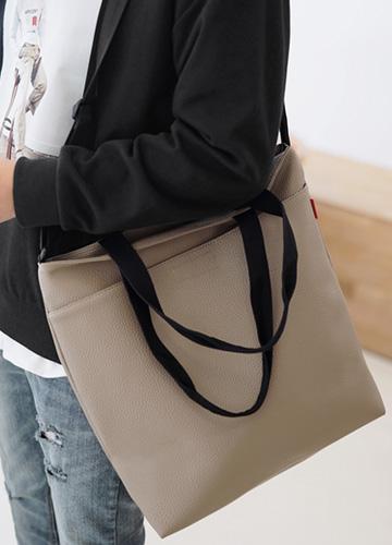 23475 - Open pocket todd & cross bag <br><br>