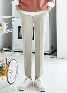 23494 - Berlin Slim Span Slacks <br> <font style=font-size:11px;color:#595959>S ~ XL (28 ~ 34)</font> <br>