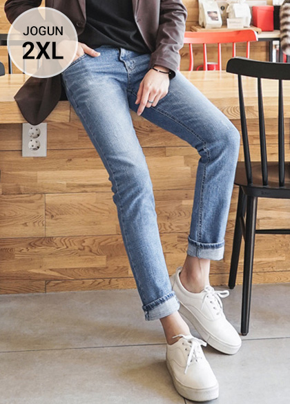 22638 - High qulity Washing Span jean <br> <font style=font-size:11px;color:#595959>S ~ 2XL (28-36)</font> <br>