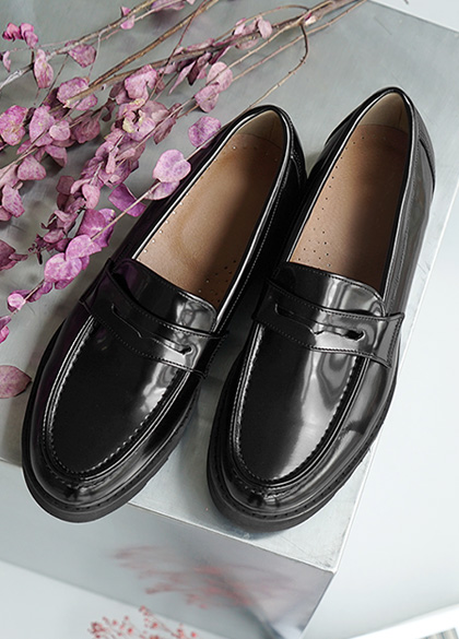 21136 - <b>3.5cm high-level shoes</b> <br> Blizz Basic Loafers <br> <font style=font-size:11px;color:#595959>250mm ~ 280mm</font> <br>