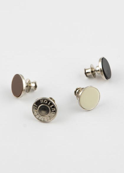 22532 - 1Inch showing magic <br> Self-Made Perfect Pit Button <br>