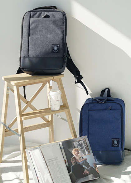 18675 - Canvas Carpure BackPack <br>